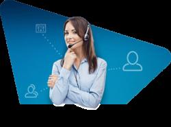 Служба клиентской поддержки, круглосуточная клиентская служба, организация клиентской службы, организация работы клиентской службы